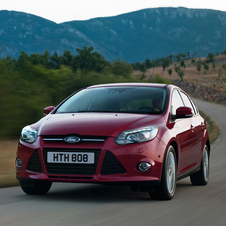 Ford Focus 1.6TDCi Trend ECOnetic