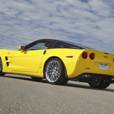 Chevrolet Corvette ZR1 ZR-1