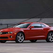 Chevrolet Camaro SS Automatic