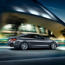 The 4 Series Gran Coupe will have the same wheelbase as the 4 Series Coupe