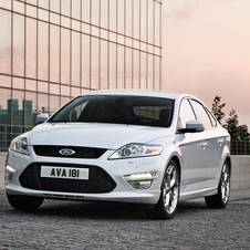 Ford Mondeo 1.6 Ti-VCT S