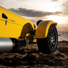 Caterham Launches Supersport R with 180hp Ford Duratec