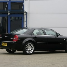 Chrysler 300C SRT8 RWD