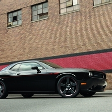 The Challenger RT Redline adds upgraded trim to the Hemi Challenger