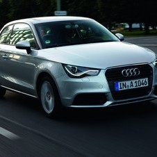 Audi A1 1.4 TFSI 119g Attraction S tronic