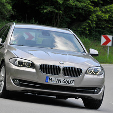 BMW 525d Touring xDrive Automatic