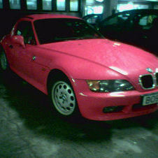 BMW Z3 3.0i Coupe