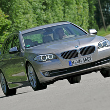 BMW 528i Touring Automatic