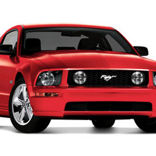 Ford Mustang GT Automatic