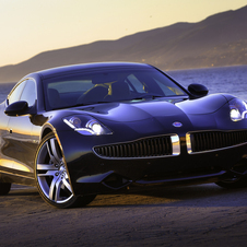 Fisker sold 1000 Karmas worldwide in the first quarter