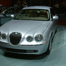Jaguar S-Type 4.2
