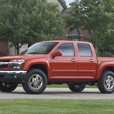 Chevrolet Colorado Crew Cab 2WD VL1