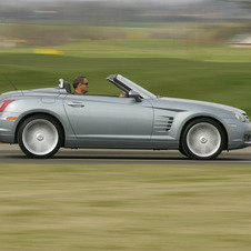 Chrysler Crossfire Roadster Automatic