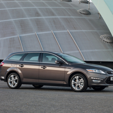 Ford Mondeo SW 1.6 TDCi S