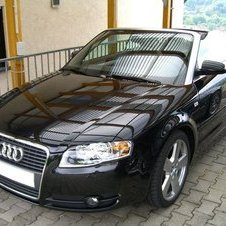 Audi A4 Cabriolet 1.8T