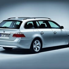 BMW 523i Touring Executive (E61)