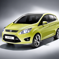 Ford C-MAX 1.6i Trend