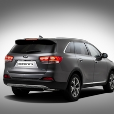 The model will receive design elements introduced recently with the Kia GT Cross concept