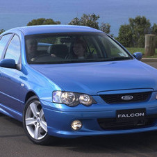 Ford Falcon XR6 Turbo Automatic