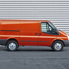 Ford Transit Connect 210 L2 1.6TDCi Ambiente