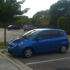 Honda Fit Automatic (US)