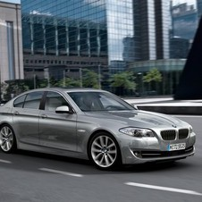 BMW 528i xDrive AT