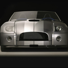 Ford Shelby Cobra Concept
