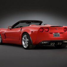 Chevrolet Corvette GS Convertible LT1
