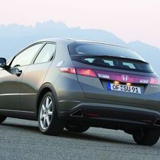 Honda Civic 1.8 Executive Navi