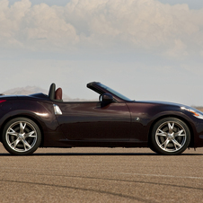 Nissan 370Z Roadster GT Automatic
