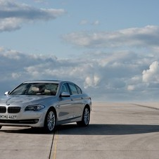 BMW 535d xDrive AT