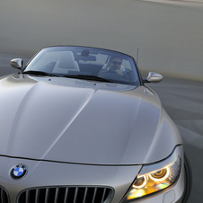 BMW Z4 sDrive35i Automatic