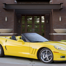 Chevrolet Corvette GS Convertible LT3