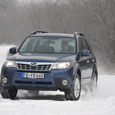 Subaru Forester 2.5X Touring