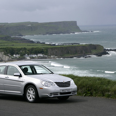 Chrysler Sebring 2.0 CRD Touring