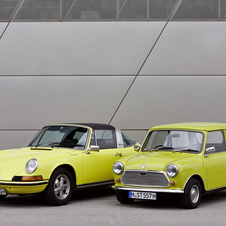 Porsche 911 sales did not start until 1964