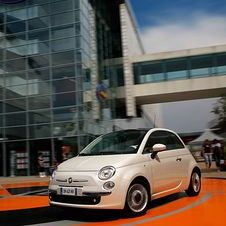 Fiat 500 1.3 Multijet 16v 95hp Pop S&S