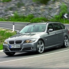 BMW 325d Touring Automatic