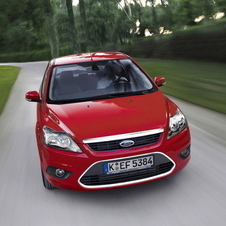Ford Focus 1.6i Automatic