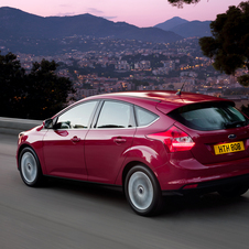 Ford Focus SW 1.0i EcoBoost Trend