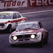 Alfa Romeo GTA European Touring Car