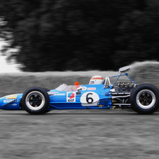 Matra MS10 Cosworth