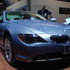 BMW 650i Coupé Automatic