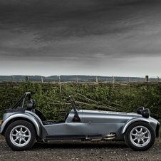Caterham 7 Classic 1.4 K-Series 5spd
