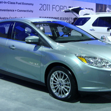 Ford Focus Hatchback BEV