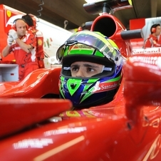 Felipe Massa to Compete in 100th Grand Prix for Ferrari, Looking Forward to Better Year Next Season