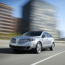 Lincoln MKT 3.5L with EcoBoost AWD
