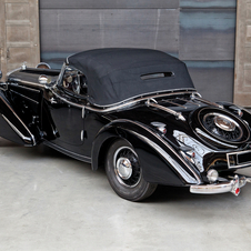 Horch 853A Sportcabriolet