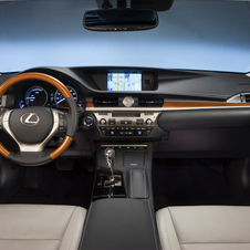 Next Generation Lexus ES Offered as Hybrid with Brand New Styling
