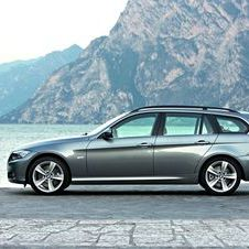 BMW 320d Touring BluePerformance Edition Excl.